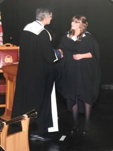 graduation chlo