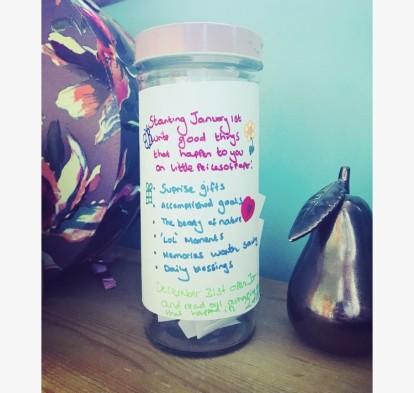 grattitude jar
