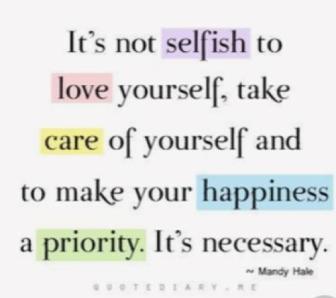 Love yourselff