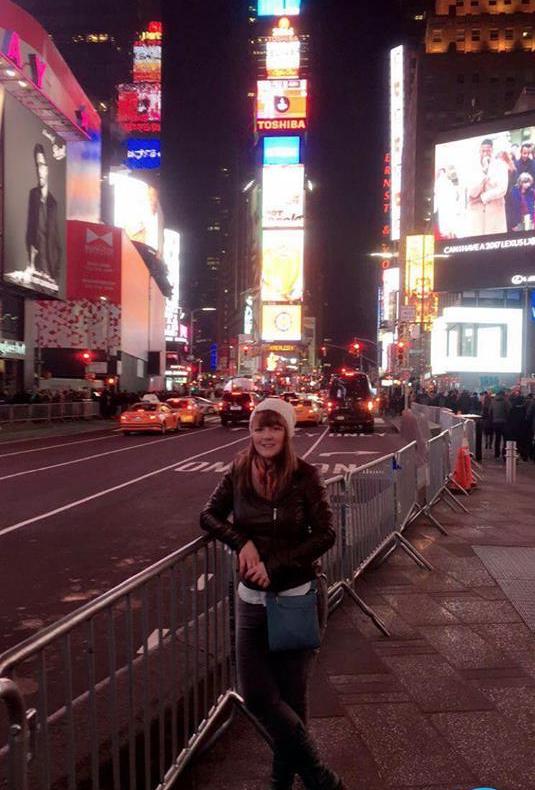 Main street of new york