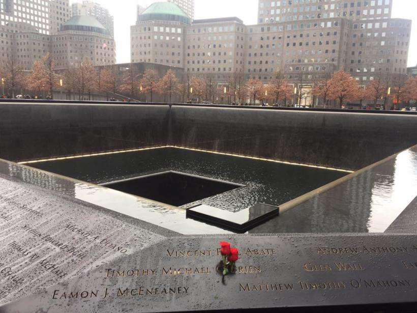 World trade center 9:11 Memorial
