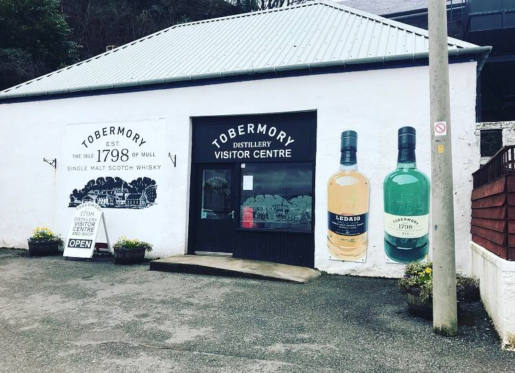 tobermory distilary