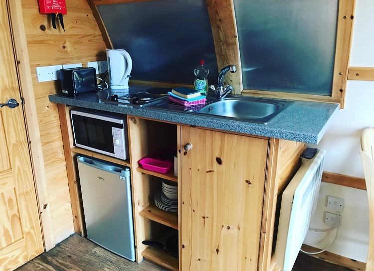 wigwam kitchen
