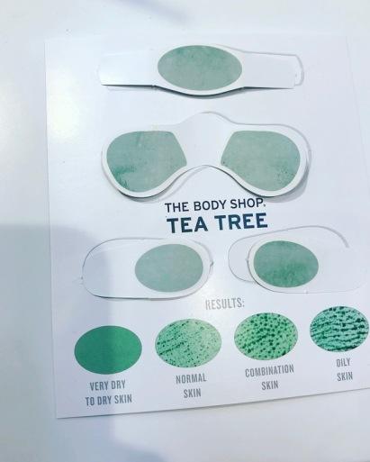 tea tree test